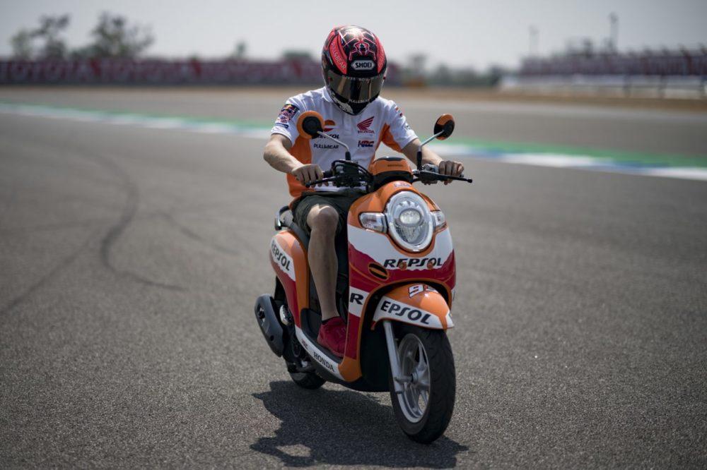 MotoGP: Pilotos conhecem circuito de Buriram