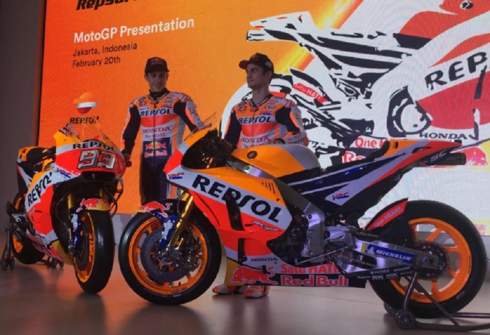 MotoGP: Honda aposta na continuidade
