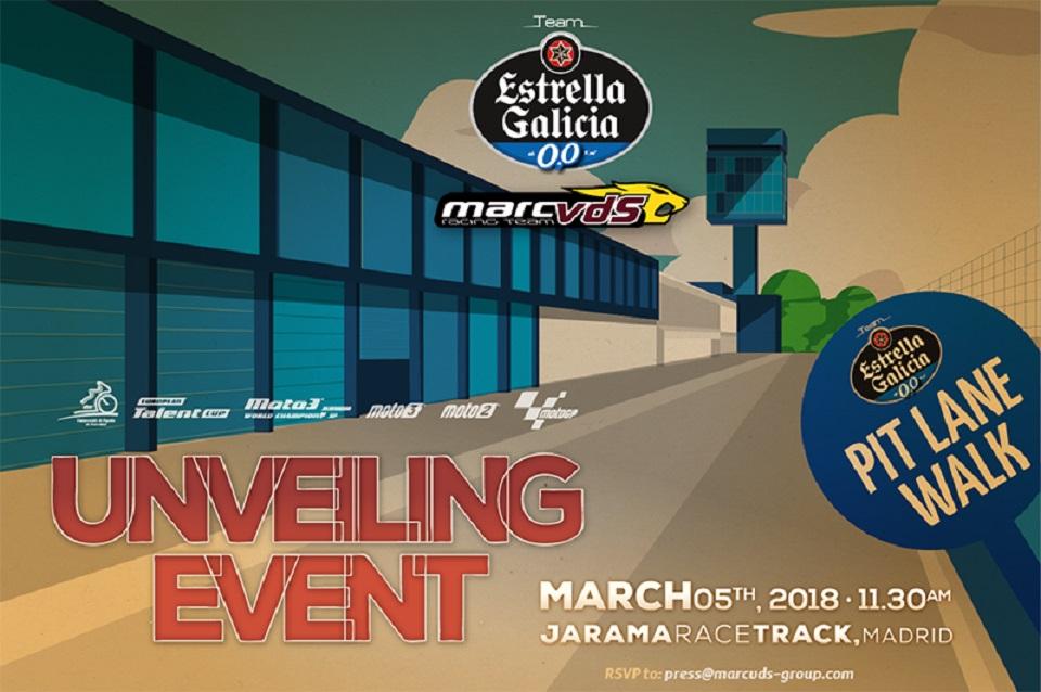 MotoGP: Marc VDS mostra-se em Jarama