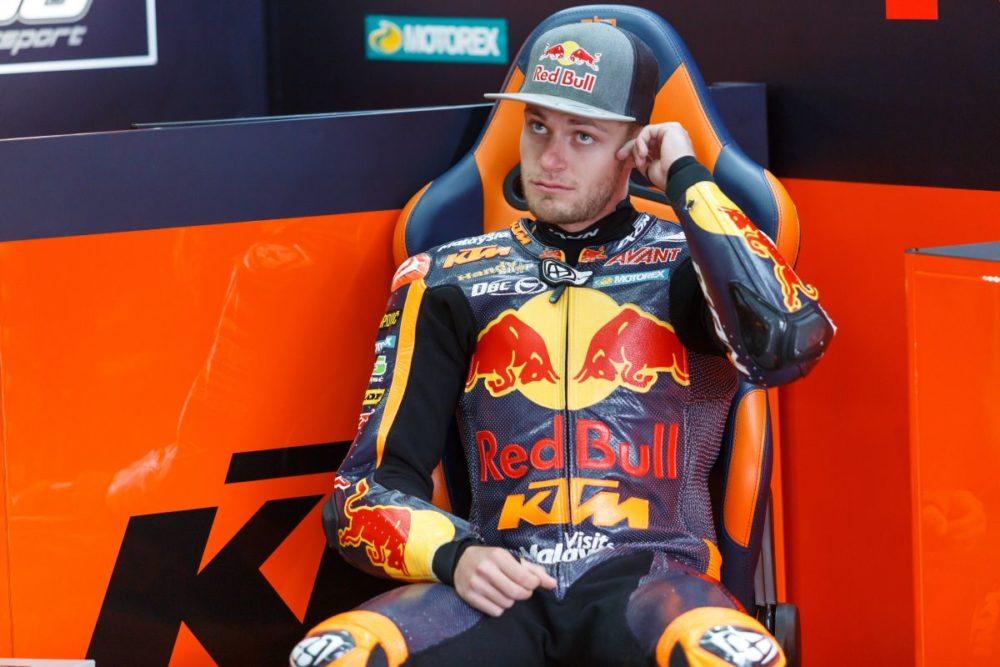 """Moto2 – Brad Binder: """"Estive em constante melhoria"""""""
