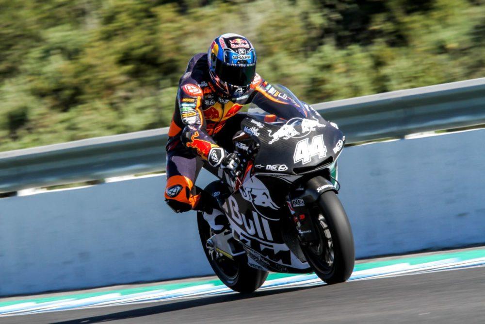 Moto2: Miguel Oliveira deixa Jerez em 6º