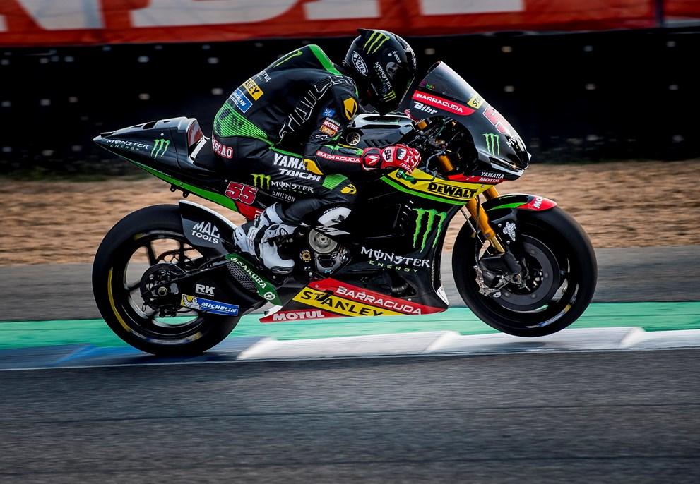 """MotoGP – Johann Zarco: """"Hafizh Syahrin é um piloto muito humilde"""""""