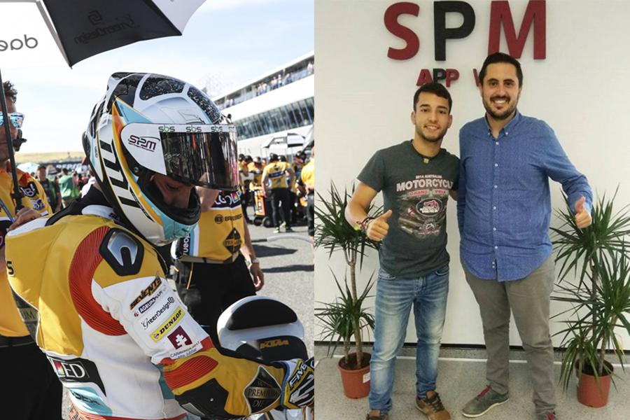 Moto3: Juanfran Guevara vira diretor de operações