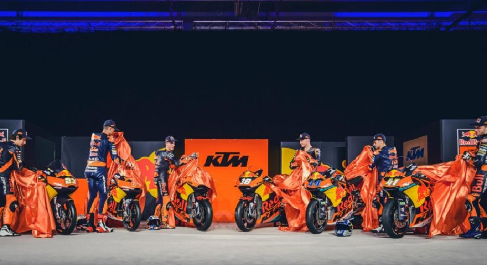 MotoGP: KTM e Miguel Oliveira apresentam-se amanhã