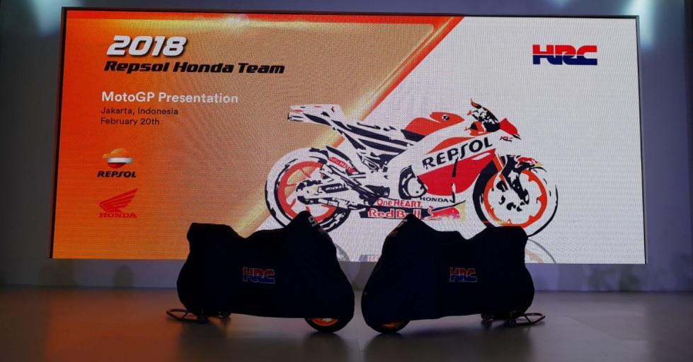 MotoGP, DIRETO: Apresentação da Honda para 2018