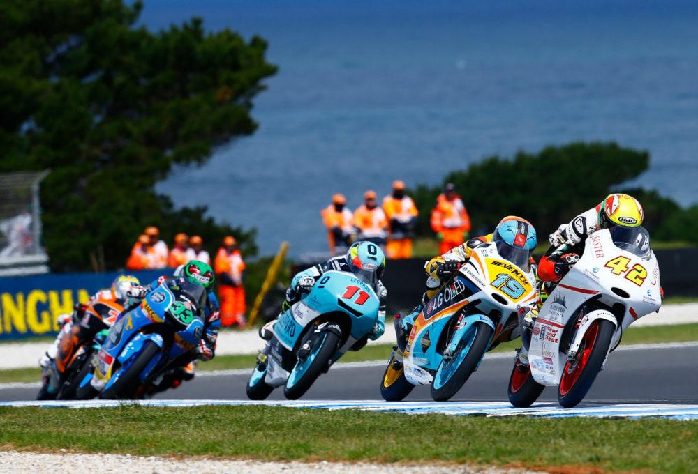 Moto3: Ganhar asas