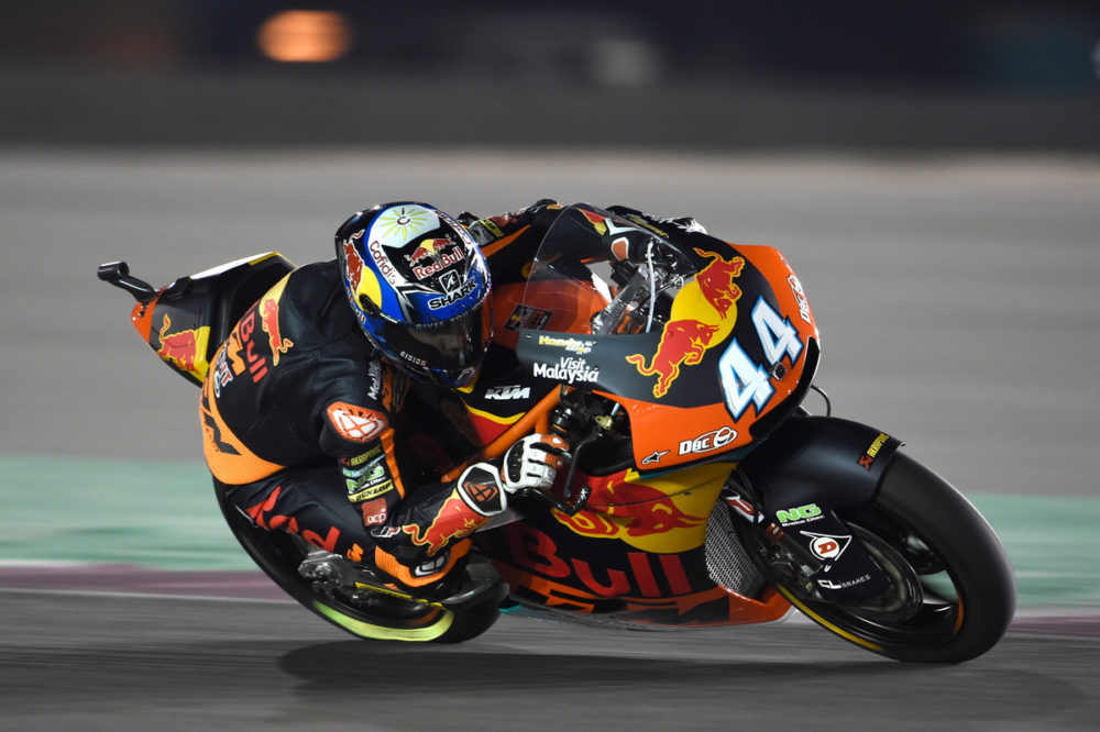Moto2: Miguel Oliveira recusa superioridade da Kalex