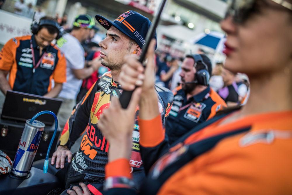 """Miguel Oliveira e os rumores do MotoGP: """"Deixo isso para o meu pai"""""""