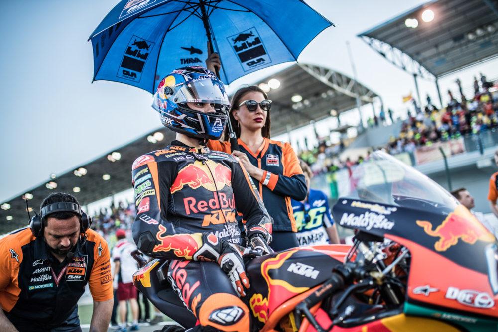 """Moto2 – Miguel Oliveira: """"Tenho a melhor equipa para atingir os objetivos"""""""