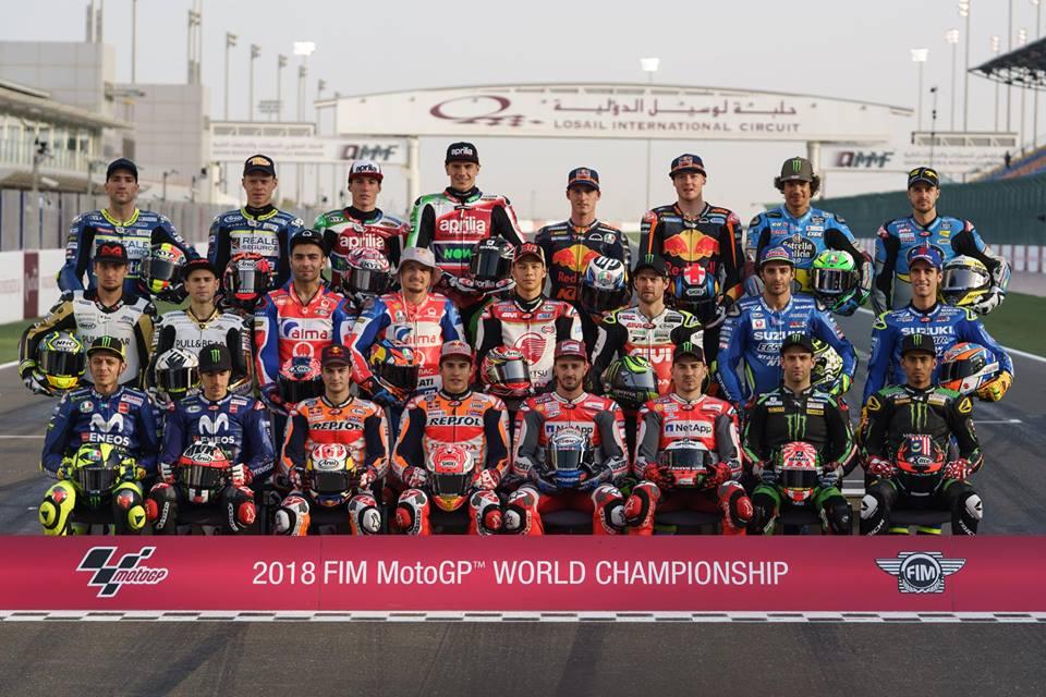 MotoGP: A classe de 2018