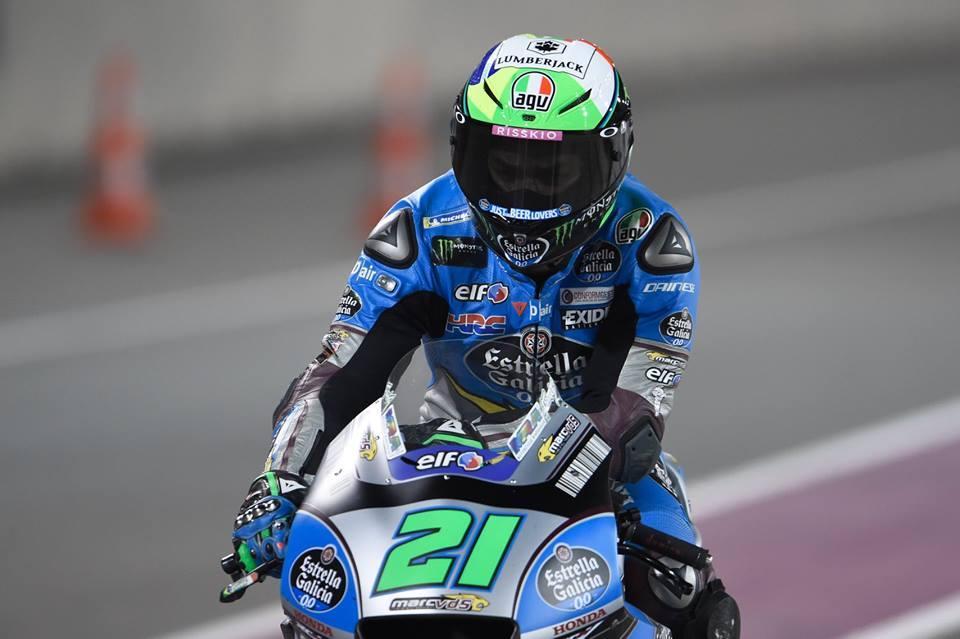 MotoGP: Franco Morbidelli vence batalha entre os estreantes