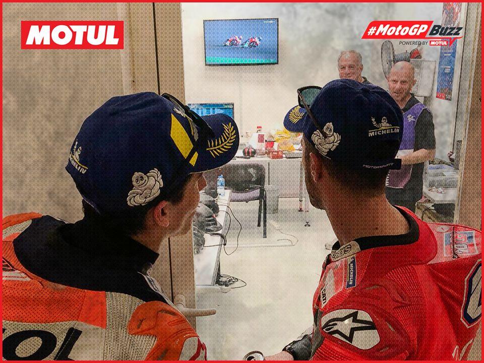 MotoGP: Ver de fora a obra feita lá dentro