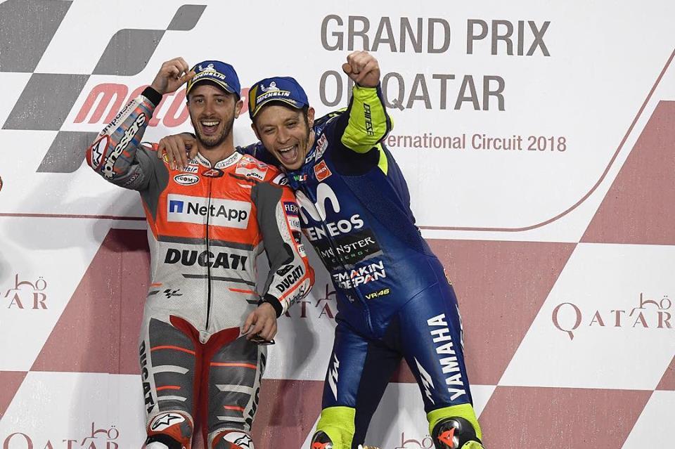 MotoGP: Duas fases, o mesmo prazer