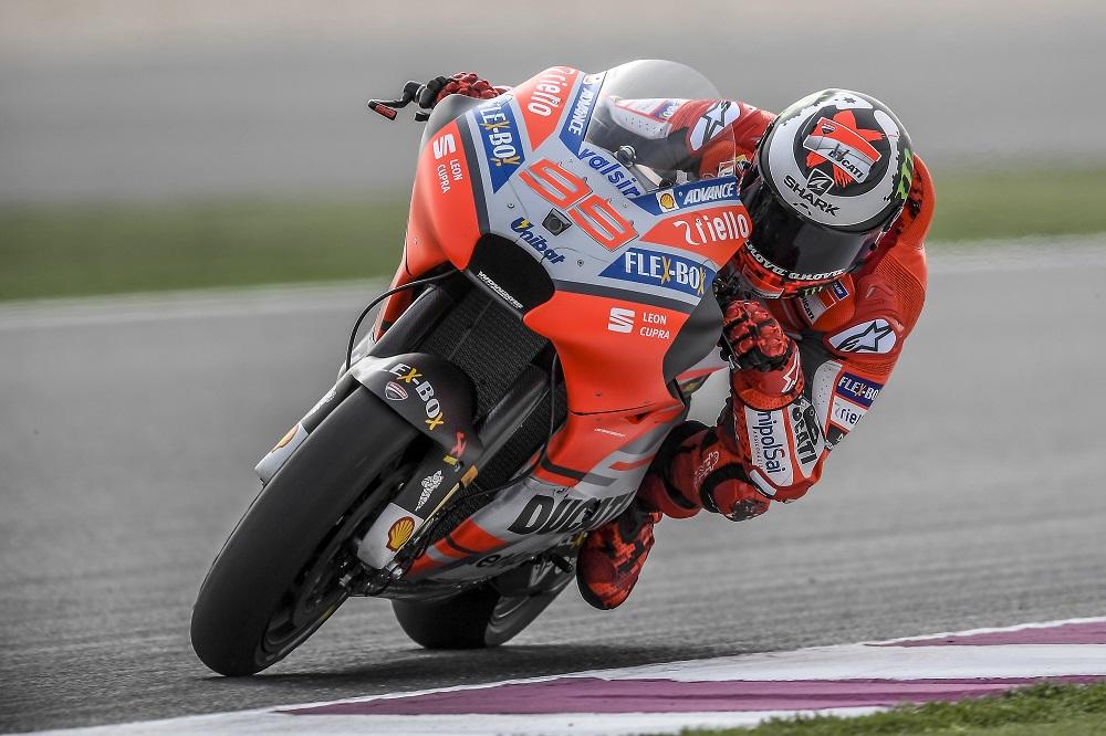 MotoGP: Danilo Petrucci ameaça lugar de Jorge Lorenzo?