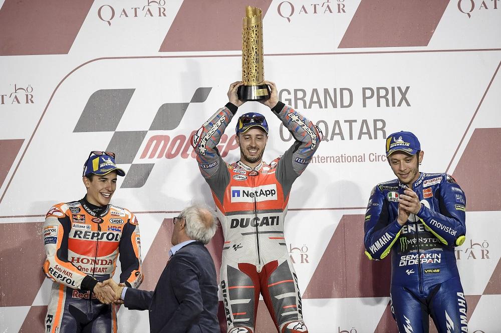 MotoGP – Vídeo: Melhores momentos do GP do Qatar