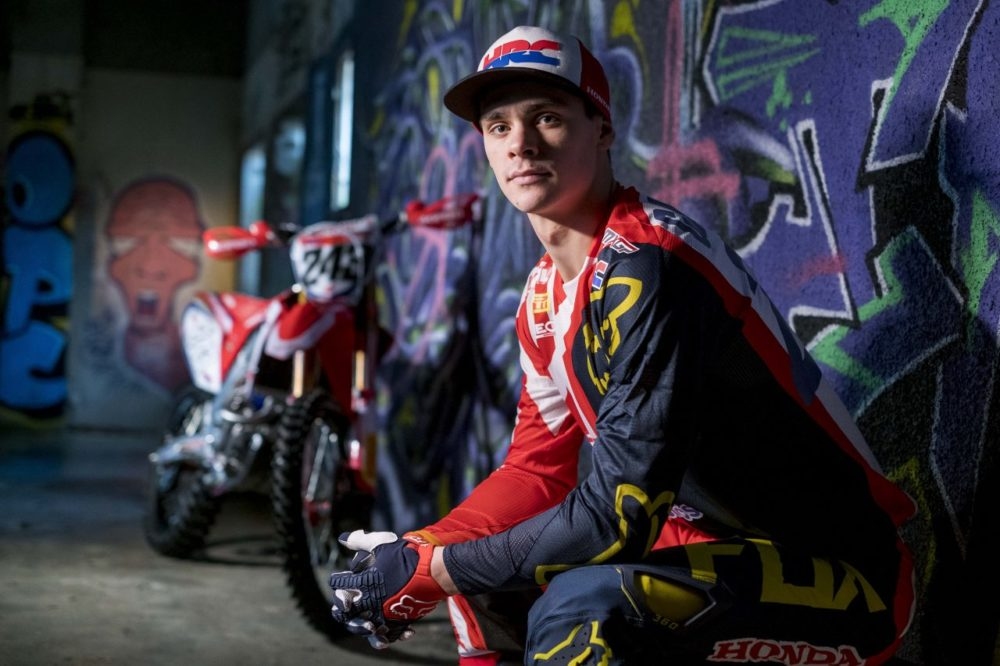 MXGP: Tim Gajser recuperado para Valkenswaard