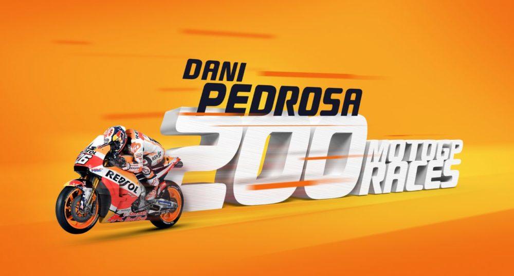 MotoGP: Dani Pedrosa atinge os 200 Grandes Prémios