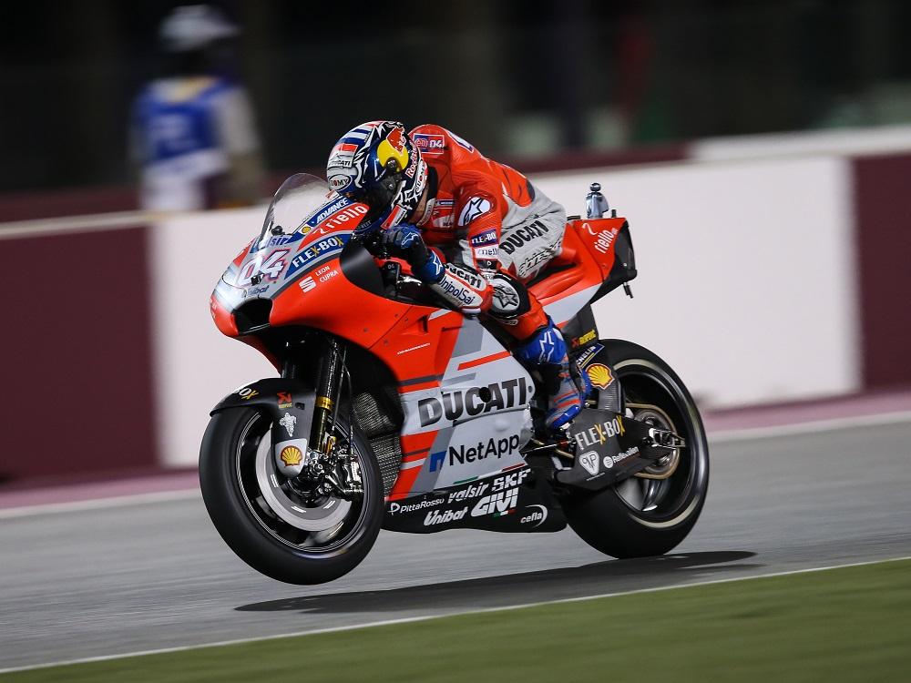 MotoGP: Andrea Dovizioso em conversações com a Honda e Suzuki?