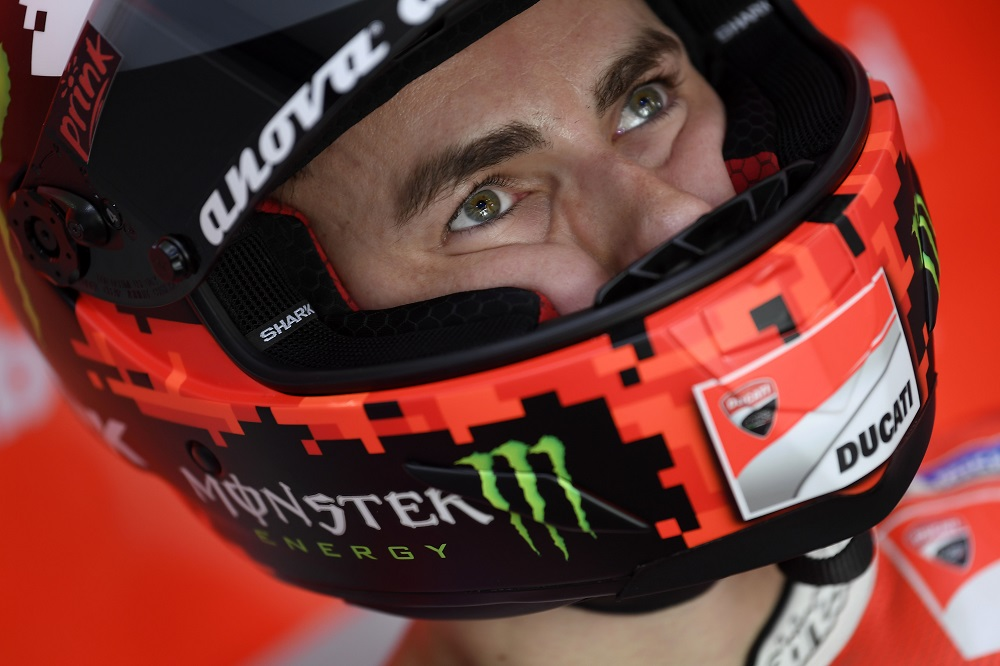 MotoGP: Travão dianteiro tramou Jorge Lorenzo