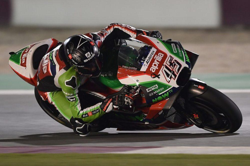MotoGP: Aprilia ficou a zeros no Qatar