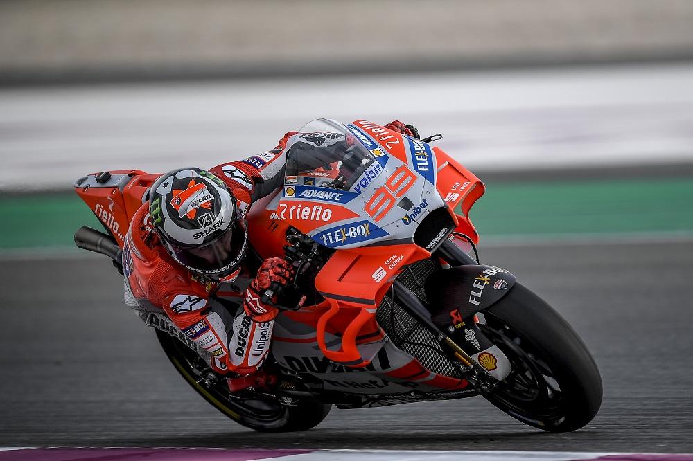 MotoGP: Jorge Lorenzo à procura da afinação ideal