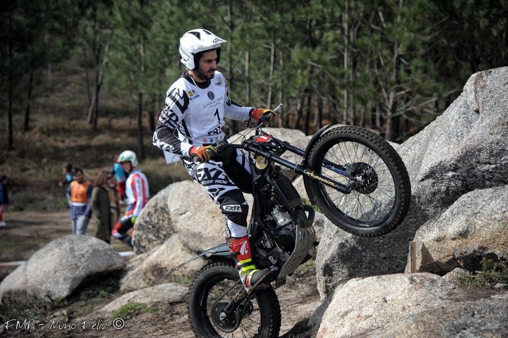 Trial: Diogo Vieira vence na abertura da época