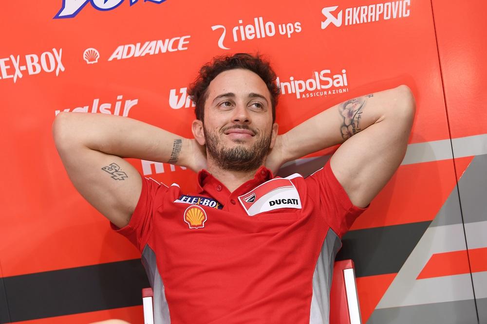 """MotoGP – Andrea Dovizioso: """"A Ducati fez um bom trabalho no inverno"""""""