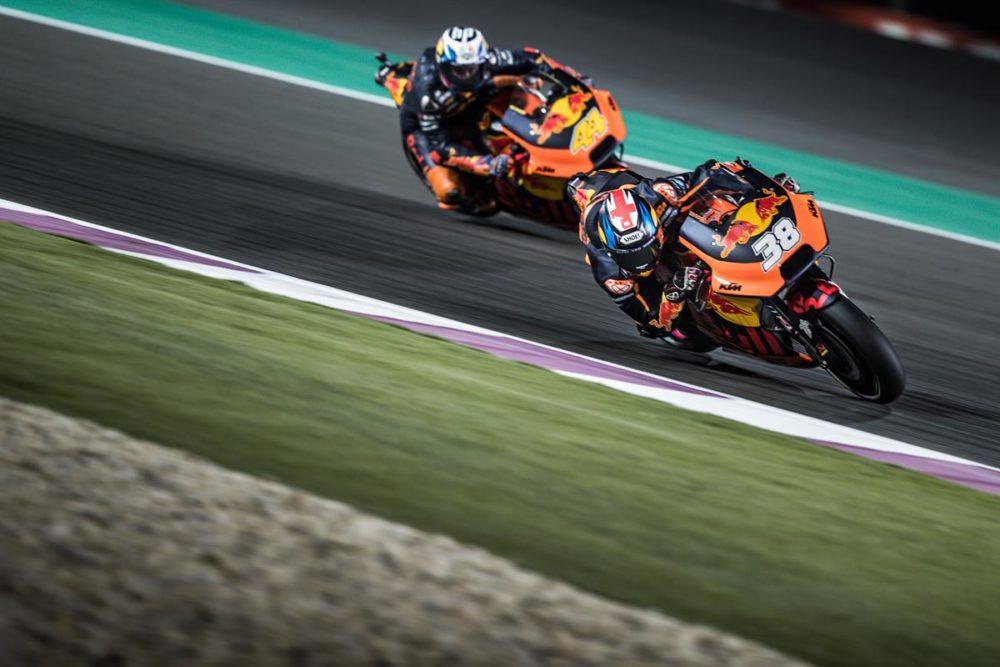 MotoGP: KTM desiludiu em Losail