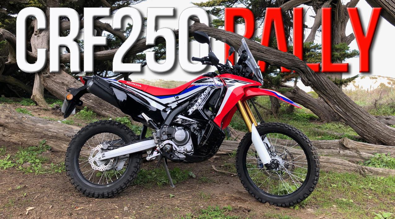 Ensaio Honda CRF250 Rally 2018  – Soft Dual Sport