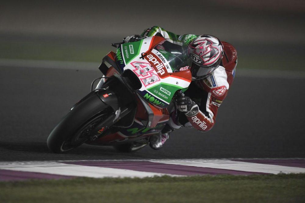 MotoGP: Aleix Espargaró e Aprilia longe da renovação