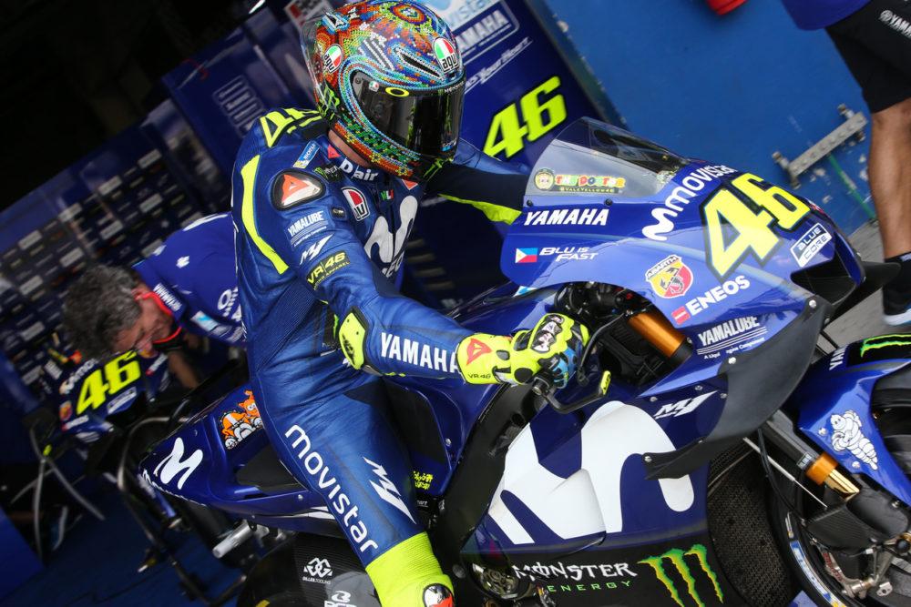"""MotoGP – Lin Jarvis: """"Temos de entregar a Valentino Rossi uma moto competitiva"""""""