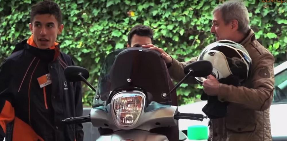 MotoGP, Vídeo: E se Marc Márquez e Dani Pedrosa reabastecessem a sua moto?