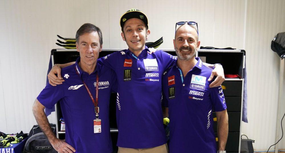 MotoGP: Valentino Rossi na Yamaha até 2020