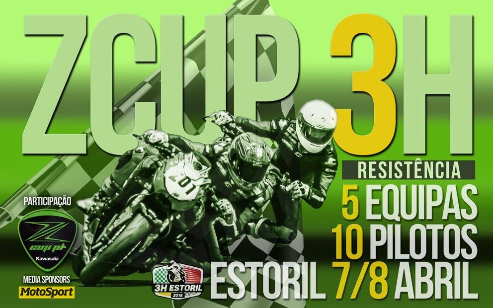 5 Equipas de pilotos que integram o Troféu ZCUP.PT participam na Resistência no Estoril