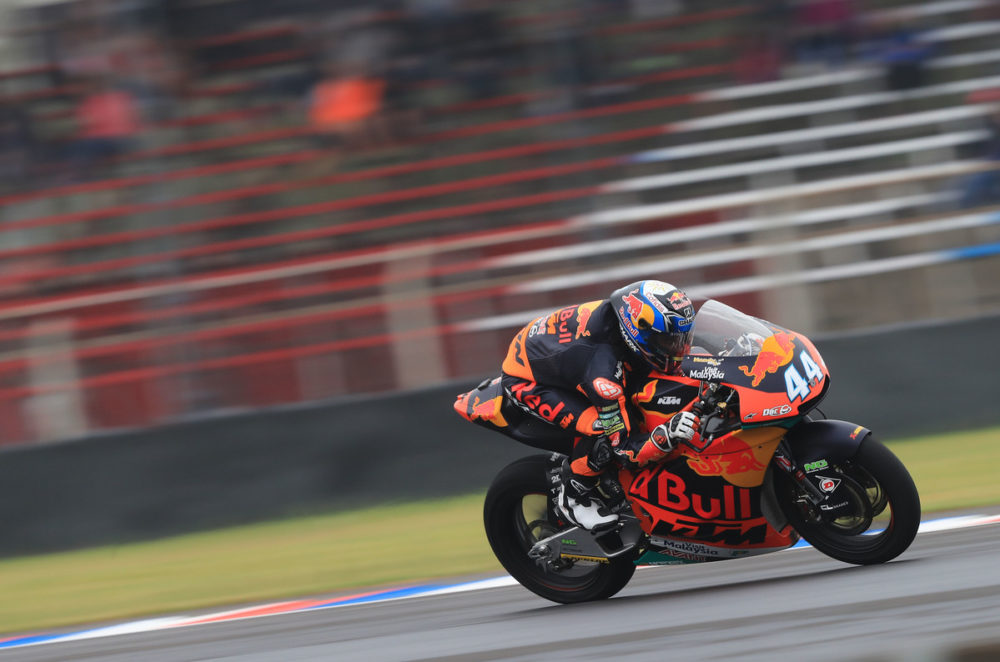 Moto2: Miguel Oliveira intratável em Austin