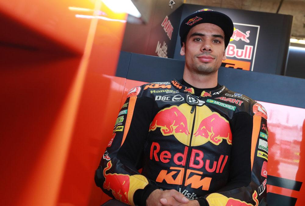 MotoGP: Miguel Oliveira cobiçado por diferentes equipas