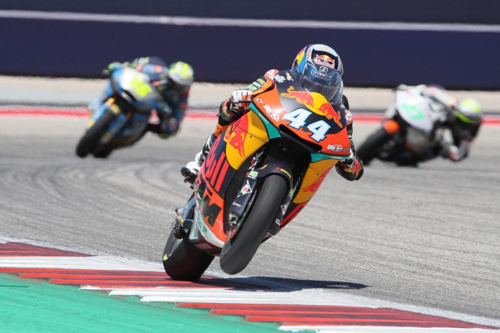 Moto2: Miguel Oliveira já é 4º no campeonato