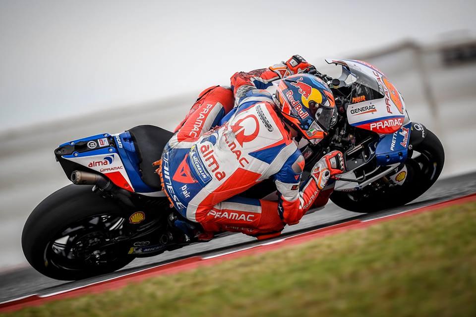MotoGP: Jack Miller correu com clavícula partida