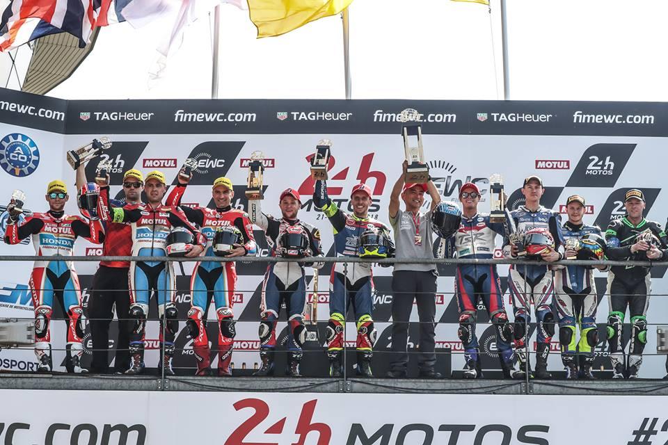 EWC, Vídeo: Resumo das 24H de Le Mans