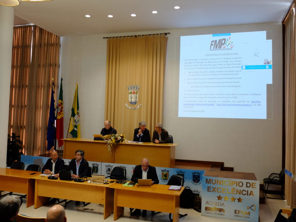 FMP reuniu em Assembleia Geral