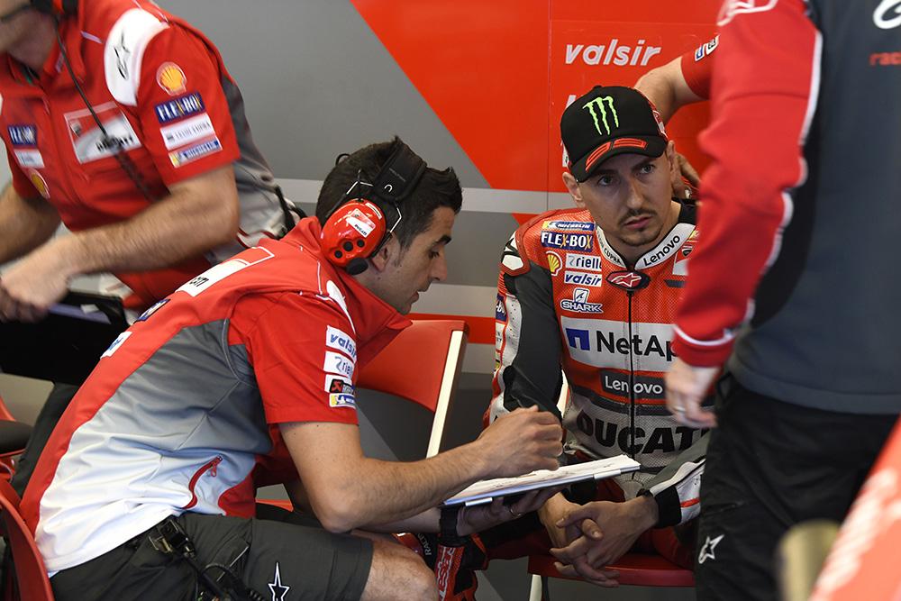 MotoGP: Jorge Lorenzo de mal a pior