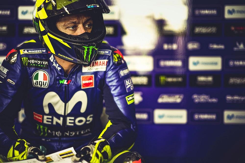 """MotoGP – Valentino Rossi: """"Mantenho tudo o que disse sobre Márquez"""""""