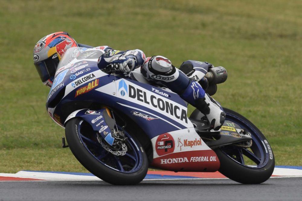 Moto3: Jorge Martín a dobrar