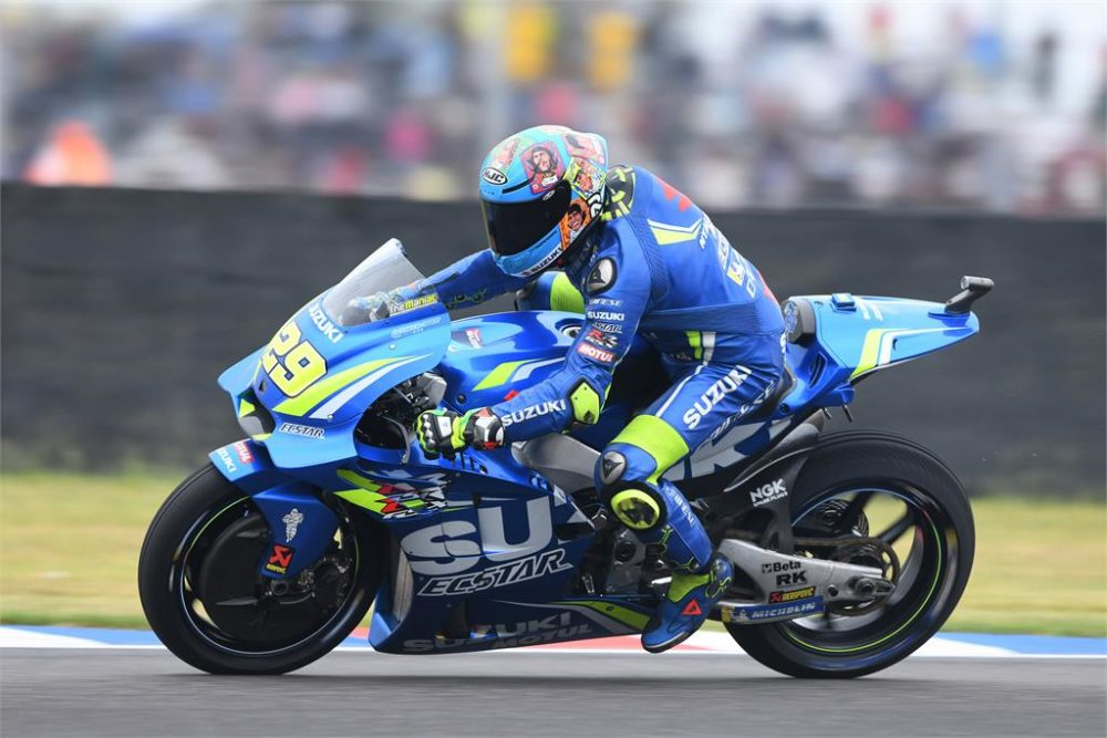 MotoGP: Andrea Iannone bate Marc Márquez ao cair do pano