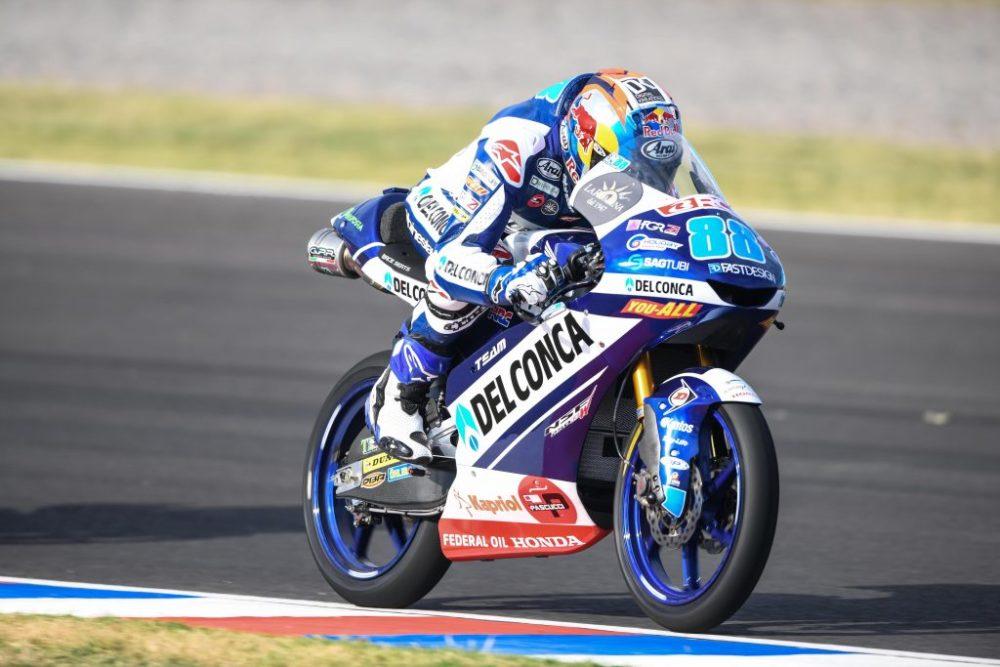 """Moto3: Jorge Martín o melhor em início """"sujo"""""""