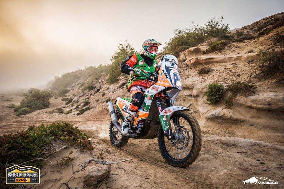 TT: Mário Patrão vencedor do Morocco Desert Challenge