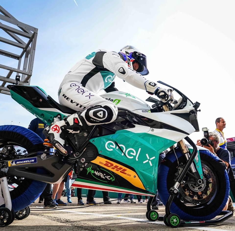 MotoGP, Vídeo: Randy de Puniet conheceu a Energica