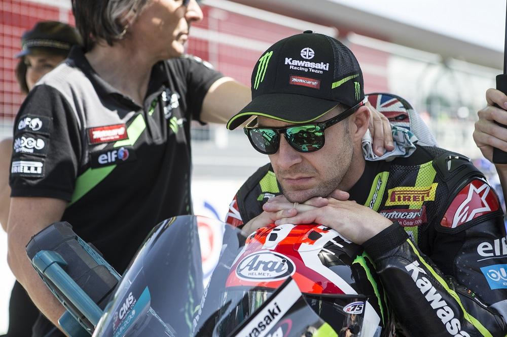 MotoGP: Agente de Jonathan Rea em conversações com equipas