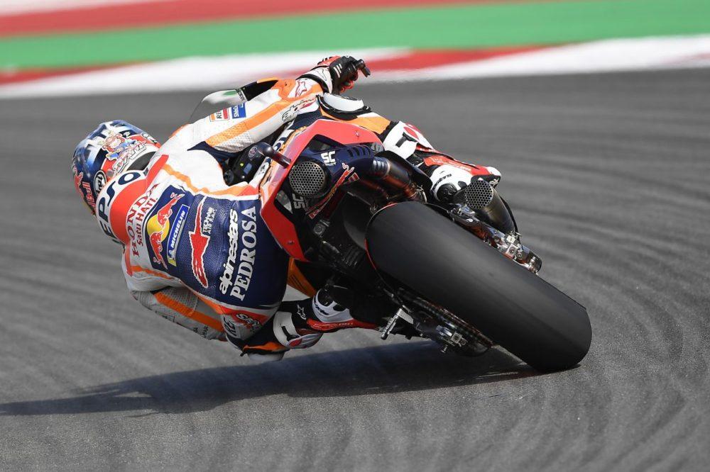 MotoGP: Honda com o mesmo chassis desde 2016