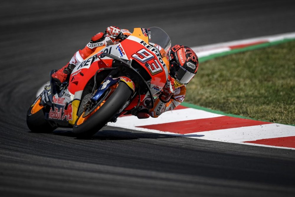 MotoGP, Vídeo: Marc Márquez com a 'salvada' do ano?
